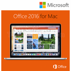 Microsoft Office 2016 for Mac (HOME AND BUSINESS) лицензия